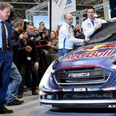M-Sport Ford und Weltmeister Sébastien Ogier starten bei Rallye Monte Carlo das Projekt Titelverteidigung