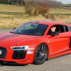"GRIP – Das Motormagazin: ""MTM Audi R8 V10 plus Supercharged"""