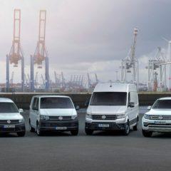 Volkswagen Nutzfahrzeuge erzielt 2017 Bestwerte