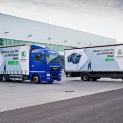 SKODA AUTO investiert rund 22,5 Millionen Euro in Erweiterung des SKODA Parts Center und schafft 40 neue Arbeitsplätze